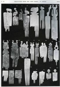 combs_from_kemet_plate_from_prehistoric_Egypt