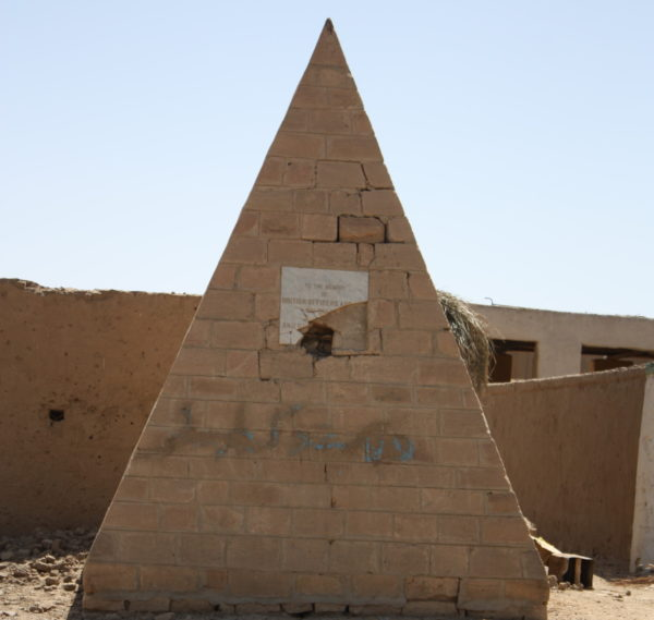 mystery_of_the_nubian_pyramids_war_memorial_Sudan