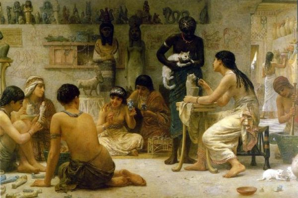 edwin_longsden _long_the_gods_and_their_makers