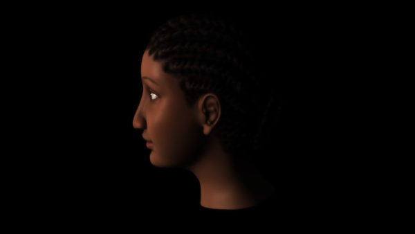 Cleopatra_Profile View_Darker_2