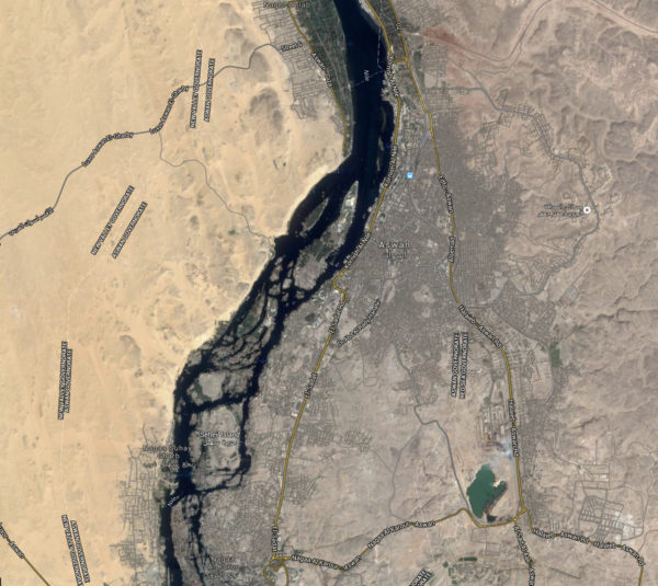 map_aswan_nubian_villages