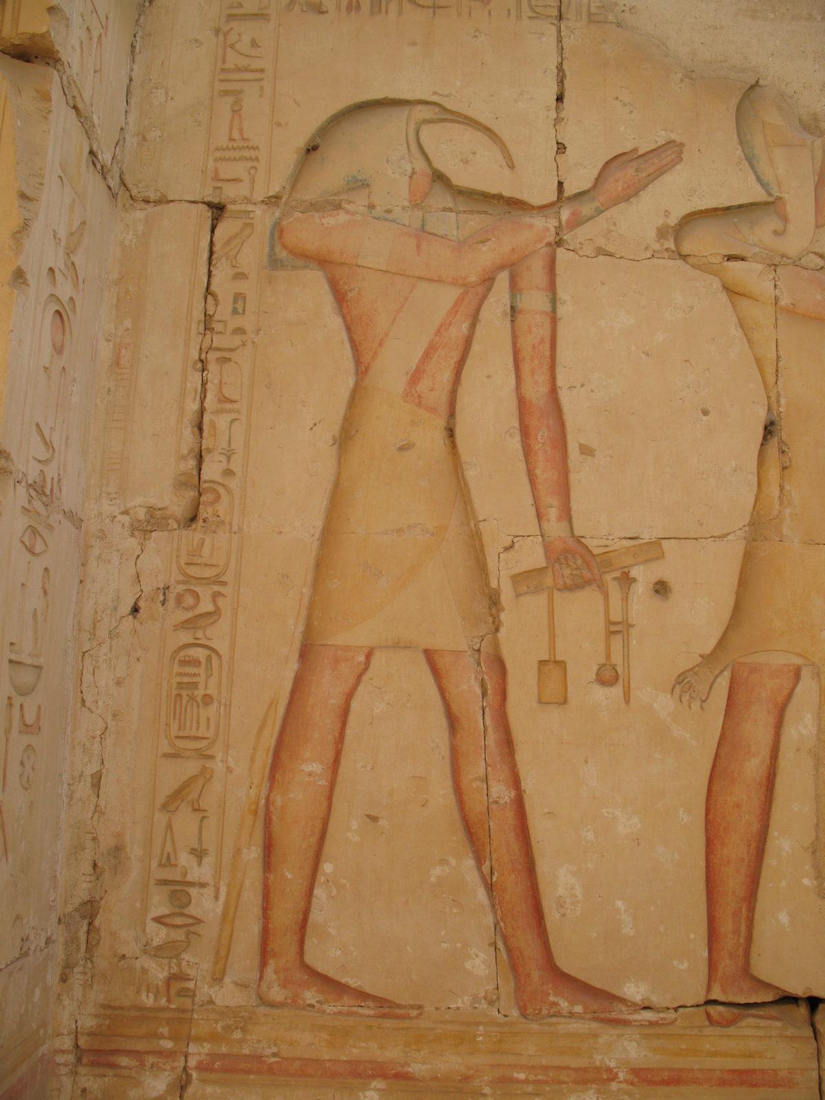 Gods of Kemet: Djehuty